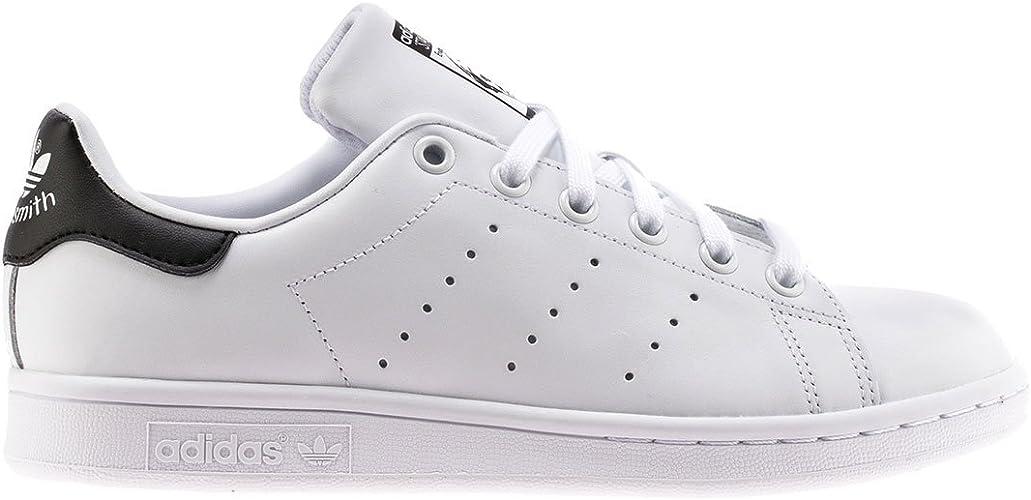 Stan Smith White Black Sneakers Adidas S75076 | WOMEN