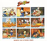St Vincent Grenadines - 1992 Disney Duck Tales - 9 Stamp Sheet 19J-032