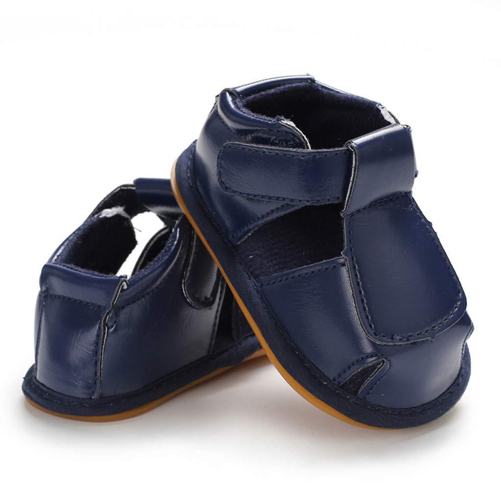 Chaussures B/éb/é Fille Garcon Sandales Bebe Chaussures Ete B/éb/é Bapt/ême C/ér/émonie Chaussures Mariage bebe 6 12 18 mois Semelle Souple Anti-d/érapant