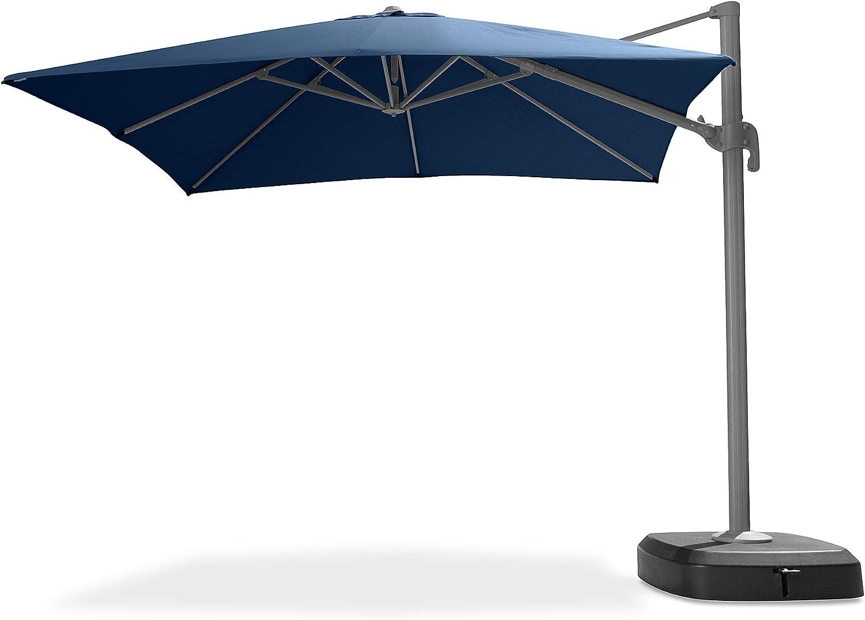 RST Brands OP-MKT10-PORIII-LGB-K Resort Umbrella, Laguna Blue