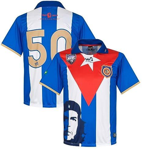 Amazon.com : W A Sports FC Madureira Che Guevara Goalkeeper ...
