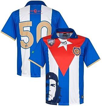 W A Sports FC Madureira Che Guevara Goalkeeper Jersey 2013/2014 - S