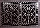 "Decorative Grille, Vent Cover, or Return Register. Made of Urethane Resin to fit over a 20''x30'' duct or opening. Total size of vent is 22""x32''x3/8'', for wall and ceiling grilles (not for floor use)."