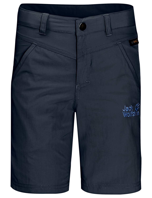 Jack Wolfskin Kid's Sun Shorts, Night Blue, Size 92 (1 1/2-2 years) by Jack Wolfskin