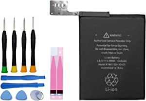 Pattaya New Replacement Battery A1641 A1574 Compatible with iPod Touch 6th Generation