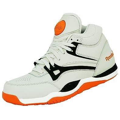 Reebok PUMP AXT Chaussures Mode Sneakers Homme Cuir Blanc REEBOK T:45,5