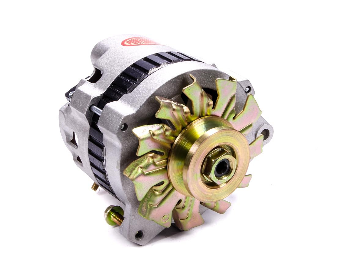 Amazon.com: Powermaster 474611 GM CS130 Alternator 140Amps One wire, 1  Pack: Automotive