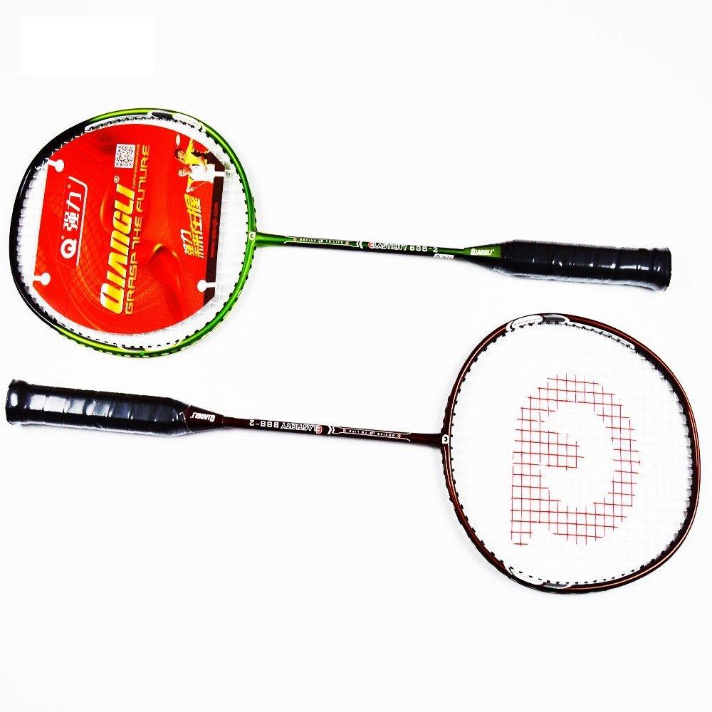 Badminton Racket 2pcs/pair Outdoor 2 Player Set Duable For Training Good Quality