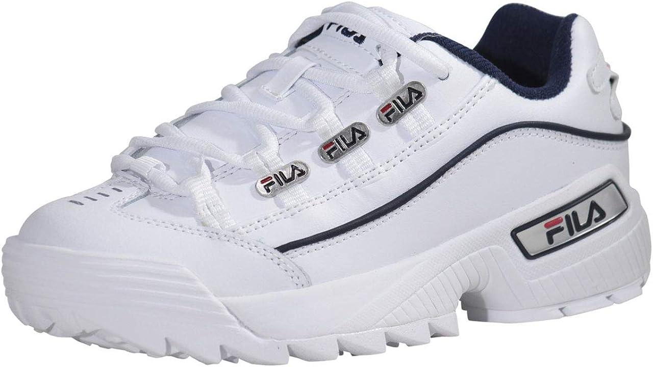 Fila 5CM00395 Zapatillas Unisexo 38.5: Amazon.es: Zapatos y complementos