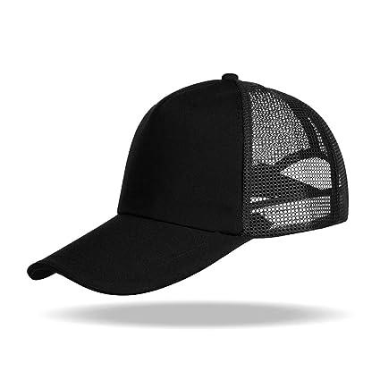 3b80af86f843a WinCret Sol Protección Sombreros Gorra de Malla - Protector Solar de Secado  rápido al Aire Libre