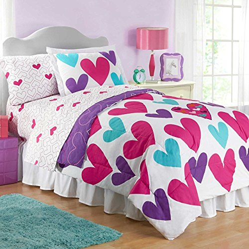 Pink And Blue Comforters - 2