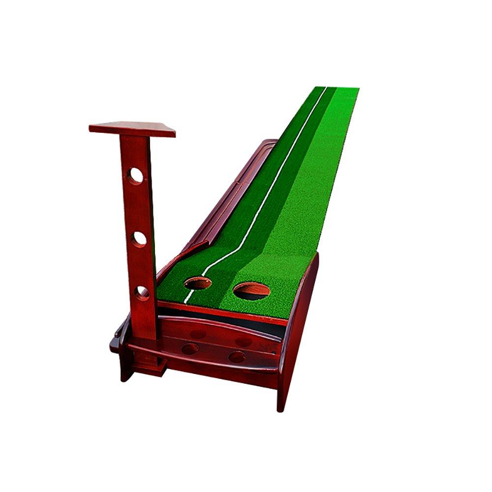屋内ゴルフ練習マットパタープラクティスアウトドア 3m  B07FNK7Z7B