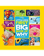 Big Book of Why: All Your Questions Answered Plus Games, Recipes, Crafts & More!