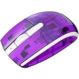 Rock Candy Wireless Mouse - Modèle violet