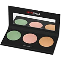 New Well Correct & Conceal Camouflage Cream Palette 1 Paket (1 x 100 g)