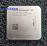AMD Phenom II X4 965 3.4 GHz Quad-Core CPU Processor HDZ965FBK4DGM Socket AM3