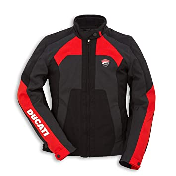 Ducati% Sale 9810378 Corse Mujer Textil Chaqueta Moto Chaqueta Touren Tex C3 38: Amazon.es: Coche y moto