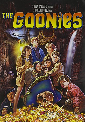 DVD : The Goonies (Amaray Case, Repackaged)