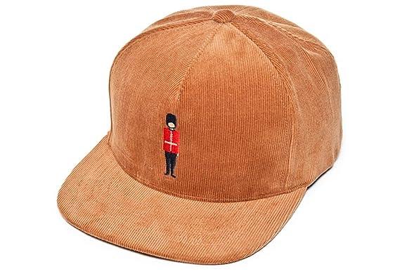 muan corduroy snapback hat london buckingham palace guards cap 3