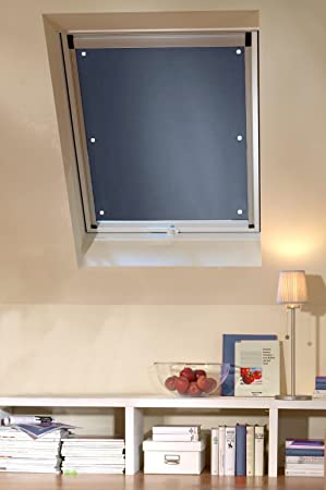 Fabulous Amazon.de: Clothink 76x93cm Thermo Sonnenschutz für Dachfenster UZ12