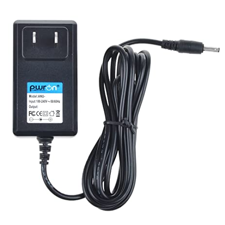 amazon com pwron 6 6 ft long 9v 1a ac to dc power adapter charger rh amazon com Example User Guide Quick Reference Guide