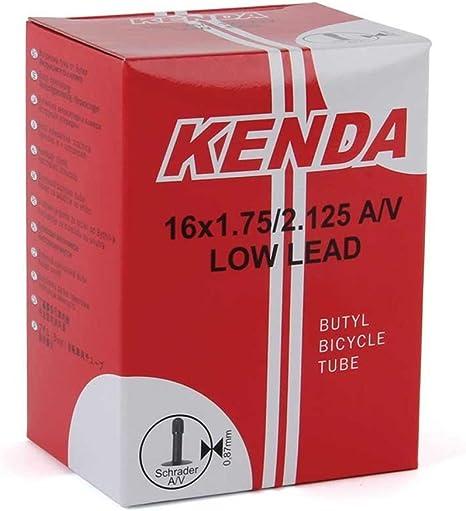 Kenda-Tube Kid Bike BOB Stroller Tube 16x1.75-2.125/'/'