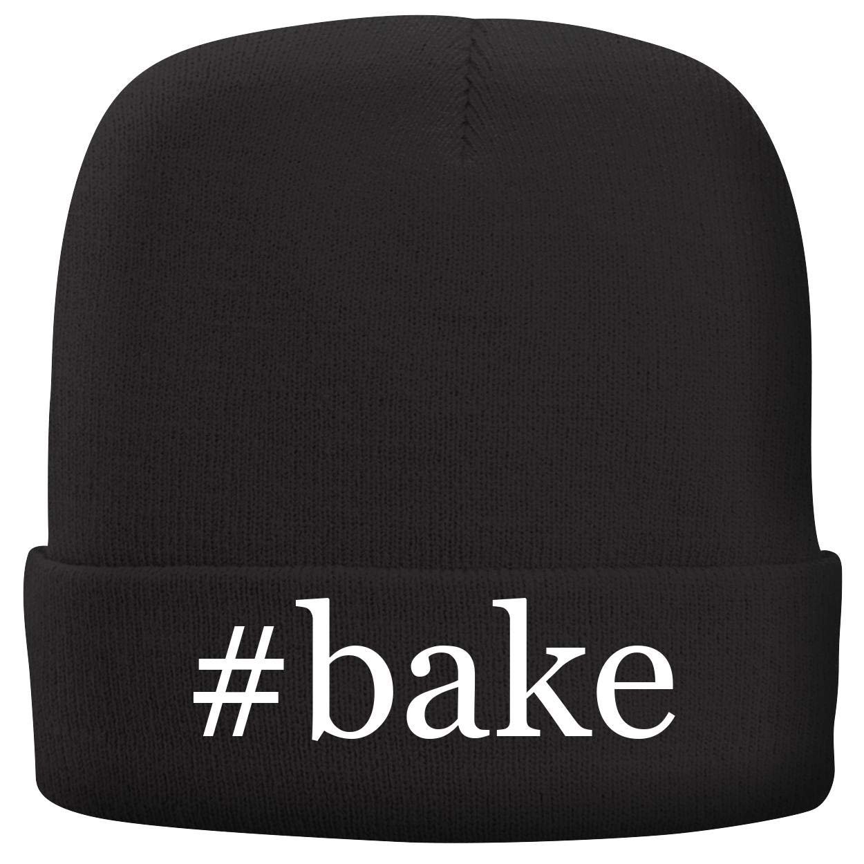 BH Cool Designs #Bake - Adult Comfortable Fleece Lined Beanie