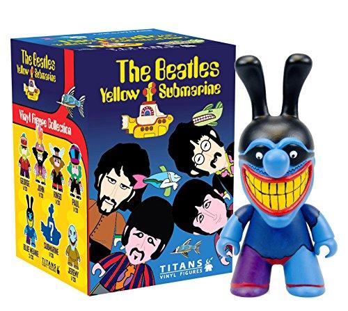- The Beatles Titans Yellow Submarine Blind Box Vinyl Figure Standard