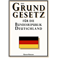 Das GRUNDGESETZ (German Edition) book cover