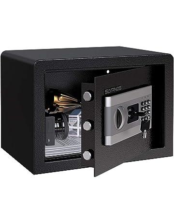 Caja Fuerte Convencionales de Seguridad, SLYPNOS - Caja de Seguridad (Regalo con 4 AA