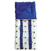 Royal 610065 Single Umbria Caravan Sleeping Bag-Blue, 60 oz