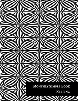 Monthly Simple Book Keeping