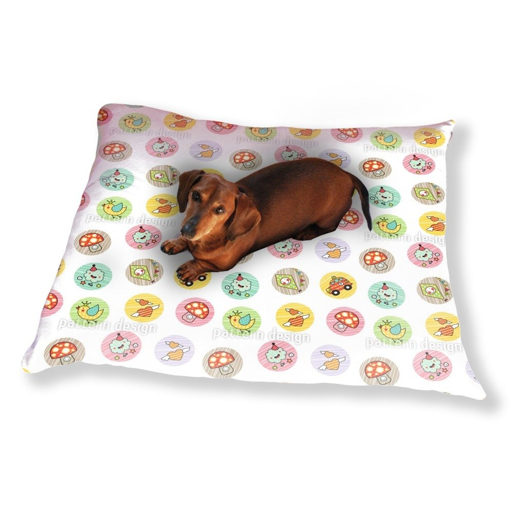 Kids Outdoor Fun Dog Pillow Luxury Dog / Cat Pet Bed