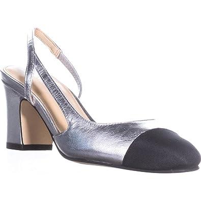 7ab08aa6c7b Ivanka Trump Liah Slingback Block-Heel Pumps  Amazon.co.uk  Shoes   Bags