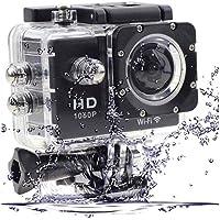 Teconica NXE_03 Action Camera 1080P Sport Waterproof Camcorder Outdoor Action Video Camera (Random Colour)