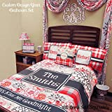 RNK Shops Plaid with Pop Duvet Cover - Toddler