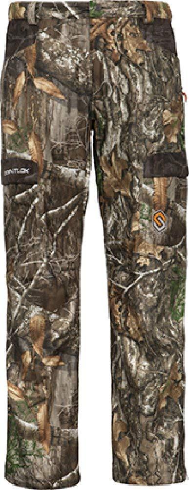 ScentLok Men's Full Season TAKTIX Hunting Pants, Realtree Edge, 2XL