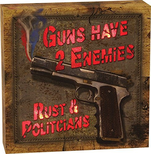 Rivers Edge Guns Enemies Rust & Politicians 6