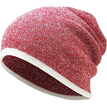 6da82c06c8c6c KBETHOS Winter Warm Heather Slouch Beanie Skull Hat Cap Outdoor for Men and  Women (One Size