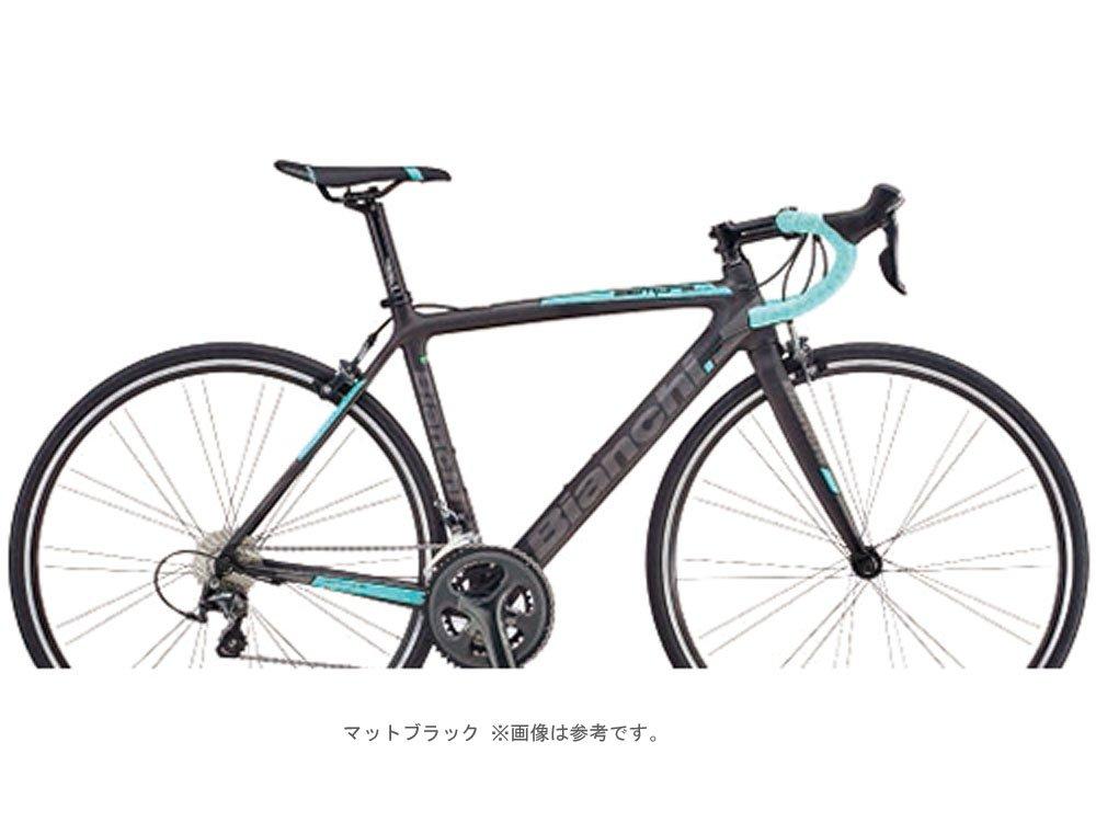 BIANCHI(ビアンキ) CYCLE 2018 SEMPRE PRO TIAGRA(2x10s)ロードバイク マットブラック B00B70AWL450