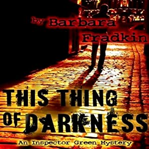 The Things of Darkness Hörbuch