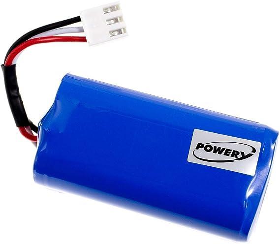 Batería para Robot Aspirador Philips Modelo 4IFR19/66: Amazon.es ...