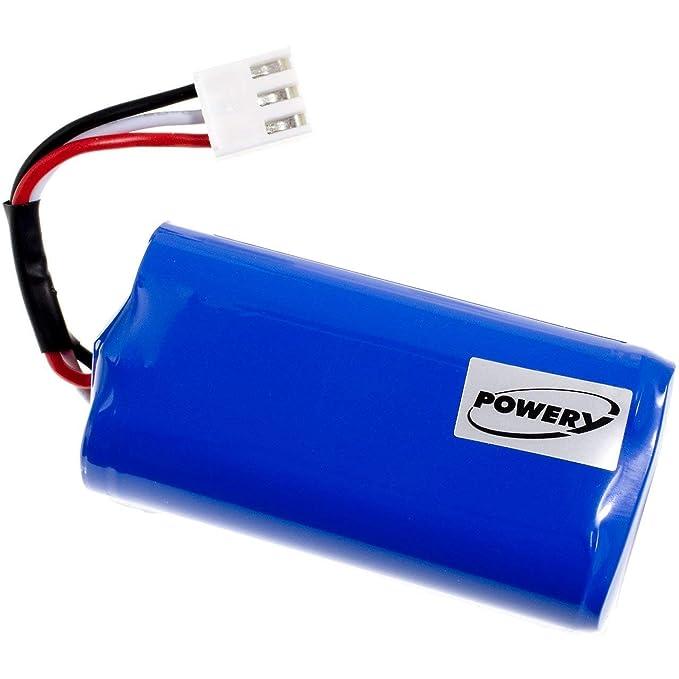 Batería para Robot Aspirador Philips FC8700 / FC8603 / Modelo 4IFR19/66: Amazon.es: Electrónica
