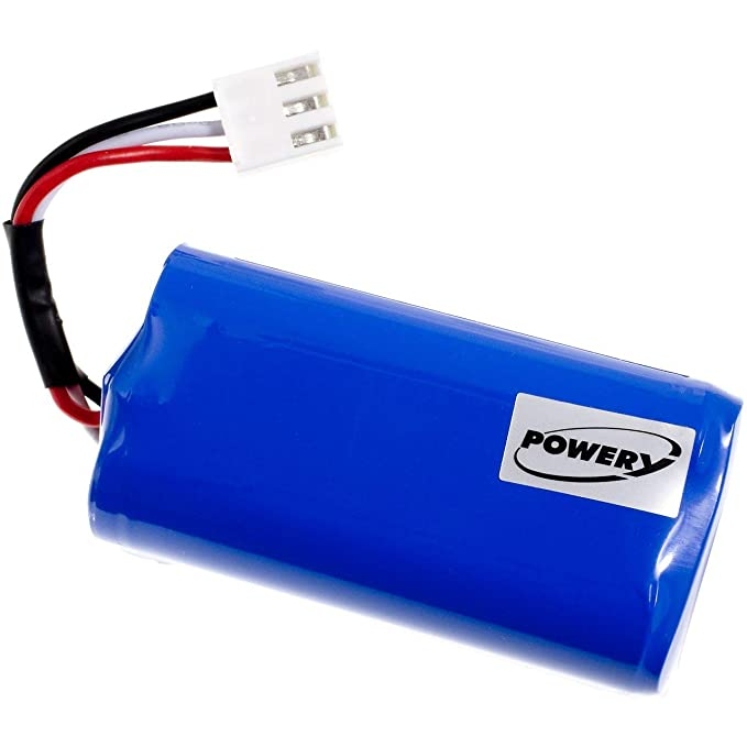 Powery Batería para Robot Aspirador Philips FC8700: Amazon.es: Electrónica