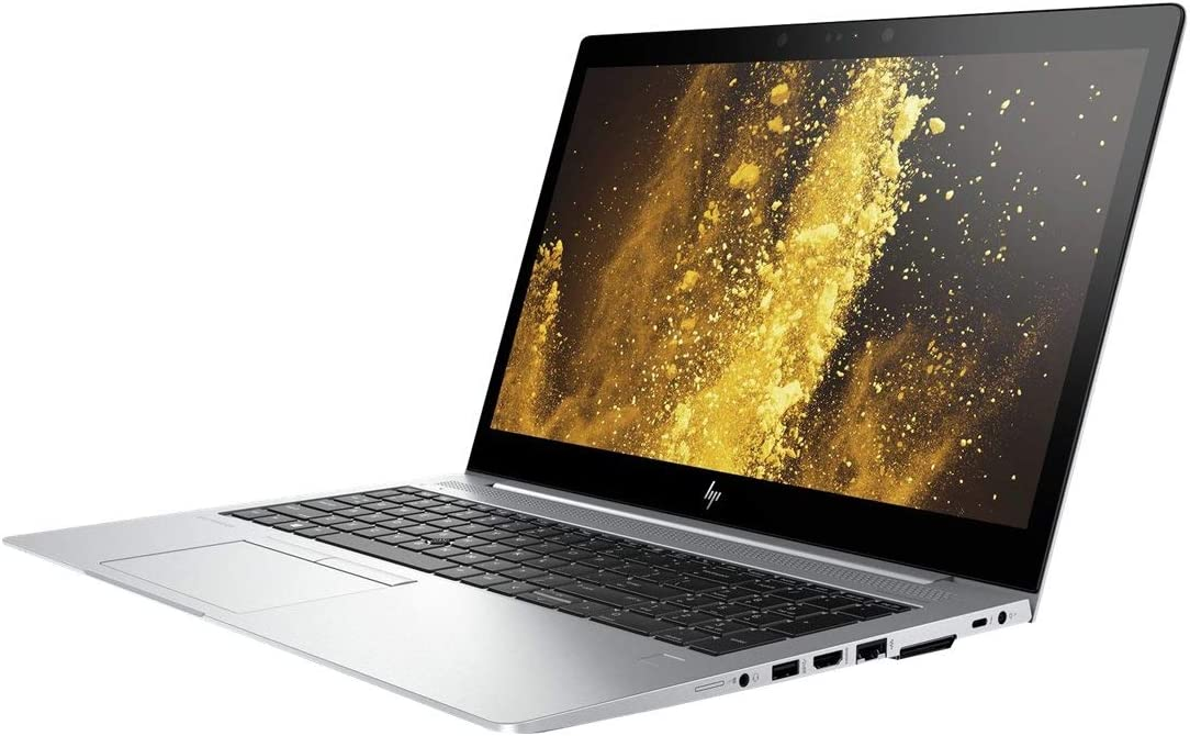 "HP 3RS08UT#ABA Elitebook 850 G5 15.6"" Notebook - Windows - Intel Core i7 1.8 GHz - 16 GB RAM - 512 GB SSD, Silver"