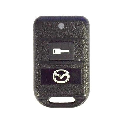 Mazda Remote Start >> Amazon Com New Mazda Remote For Dealer Installed Remote Start Add