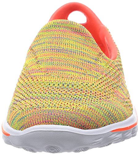 Skechers Performance Womens Go Walk 2 Hypo Walking Shoe Giallo Multi