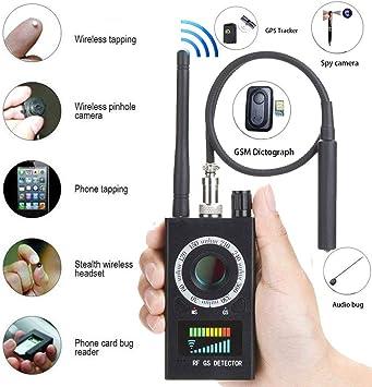Spy Mobile phones Detector Wireless Protect 1205 GSM Box Hidden Bugs Covert