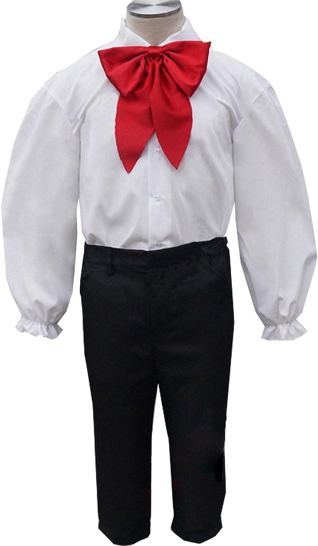 Amazon.com: MYYH Anime Lefou - Disfraz de uniforme de ...