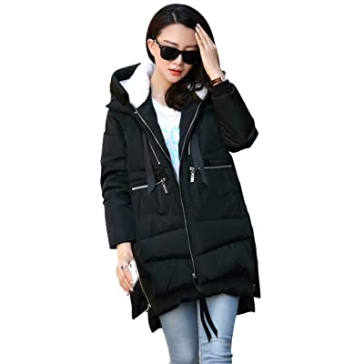 a3fb9f19980c3 ACE SHOCK Cotton Down Padded Coat Women Plus Size